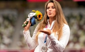 A lengyel olimpikon ezüstöt kapott, de aranyból van a szíve: árverésre bocsátotta frissen nyert érmét, hogy segítsen egy beteg csecsemőn