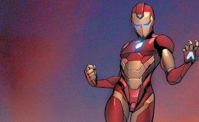 Színesbőrű színésznő lesz az új Vasember, és ebben a Marvel-filmben tűnik fel először