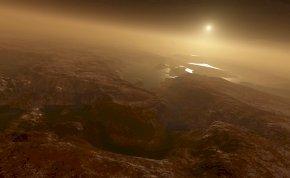 Felolvadhat a Marsi jégtakaró, és ez nekünk elképesztően jó hír!