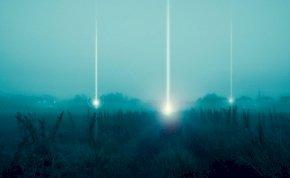 UFO-észlelés Nyíregyháza közelében! Videón a hátborzongató jelenet