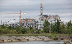 A felrobbant csernobili atomerőműben olyan dolog történik, amire még nem volt példa
