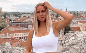 Az Exatlon Hungary bombázója különböző bikinikben mutatta meg gyönyörű melleit