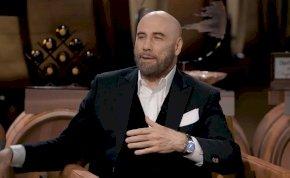 John Travolta Budapesten van - kiderült, miért jött a magyar fővárosba