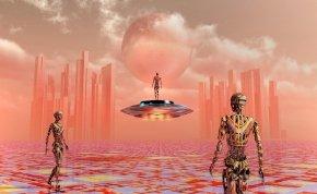 Űrutazó, földönkívüli faj táplálkozik a feketelyukakból? Lehetséges