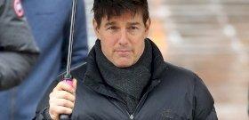 Újabb csapás érte Tom Cruise-t! A Mission Impossible forgatása alatt ellopták a kocsiját
