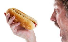 Döbbenetes eredmény: Egy hot dog több mint fél órával rövidíti meg az életed!