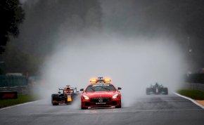 F1: Hamilton és Vettel is nagyon kiakadt a rendhagyó Belga Nagydíj után