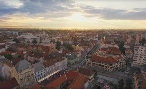 Egy részeg randalírozott Miskolcon, utána pedig jöttek a vaddisznók - videó