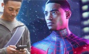 """A """"Clickbait"""" Netflix-sorozat színésze nem kispályázik: ő akar a Miles Morales-féle Pókember lenni egy esetleges filmben!"""