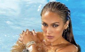 Jennifer Lopez úgy nézett ki velencei útján, mintha mondjuk Tamina hercegnőt cosplayezné a Prince of Persiából