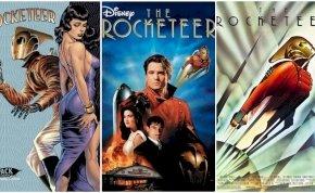 Ismét náci fenekeket vernek szét a Rocketeerben: jön a folytatás Disney Plus-on!