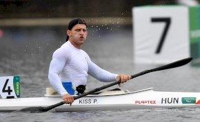 Kiss Péter Pál a legfiatalabb paralimpiai bajnok kajakozó