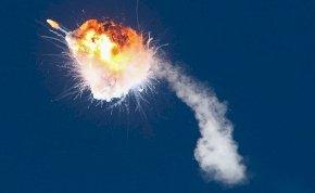 Tragikus véget ért egy amerikai rakéta bemutatkozó repülése - videó