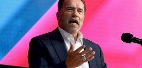 Hoppá: Arnold Schwarzenegger a fővárosban járt, de nem akarta, hogy bárki is tudjon róla