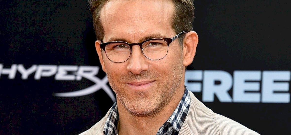 Ryan Reynolds mindenkit meglepett – Teljesen új oldaláról ismerhetjük meg a Deadpool sztárját!