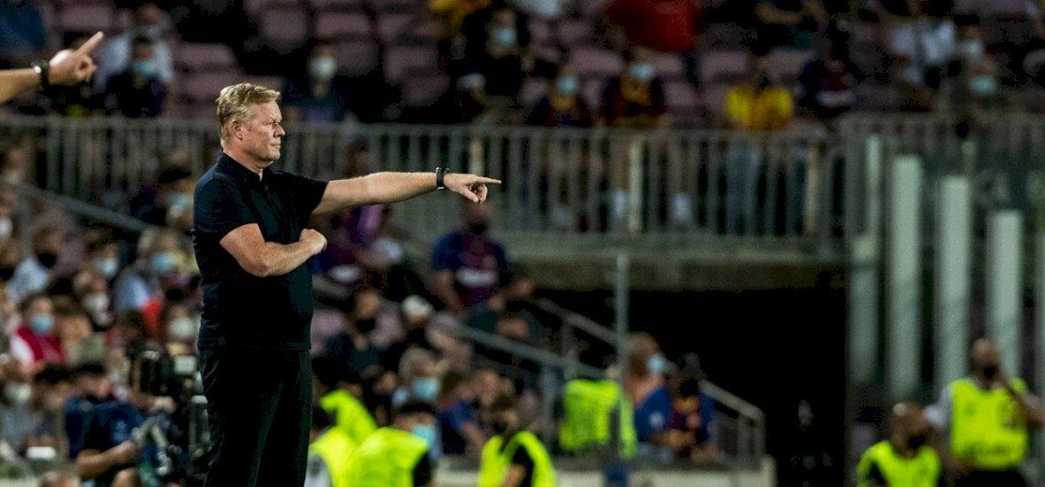 A Barcelona még mindig Lionel Messit siratja - Ez lehetett az oka a Bayern Müchen elleni csúnya zakónak