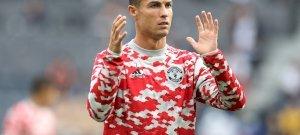 Cristiano Ronaldónak volt egy szörnyű bakija, amit nem láthattál a Manchester United Bajnokok Ligája meccsén