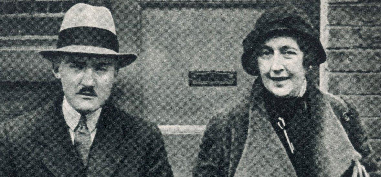 Agatha Christie teljes titokban ment feleségül egy selyemfiúhoz