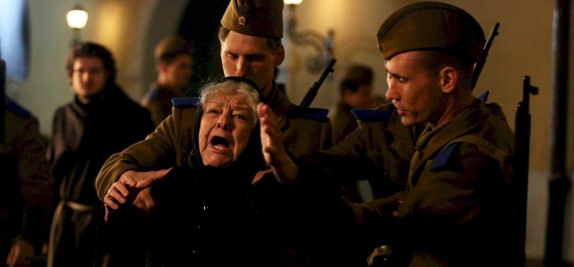 Magyar Passió: előzetest kapott Eperjes Károly első filmes rendezése - videó