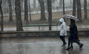 Időjárás: Péntektől minden megváltozik - Hidegfront és eső keseríti meg az életünket!