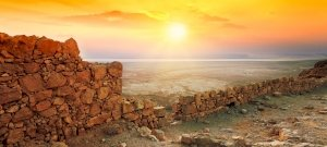 Vészesen közeleg a világvége? Elképesztő változás történt a Holt-tengernél - fotó
