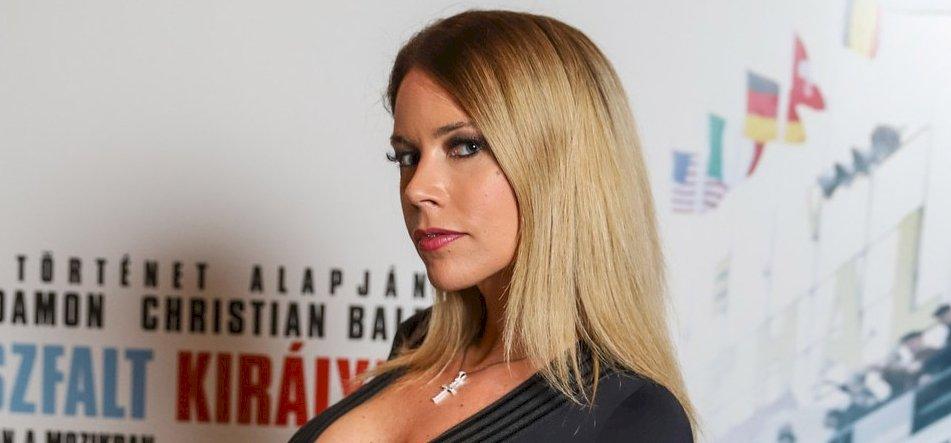 Baukó Éva olyan dögös bikinis képeket rakott ki, hogy talán még az RTL Klub is megbocsát neki