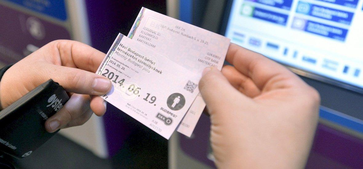 BKK: nagy változás lesz a jegyeknél és a bérleteknél