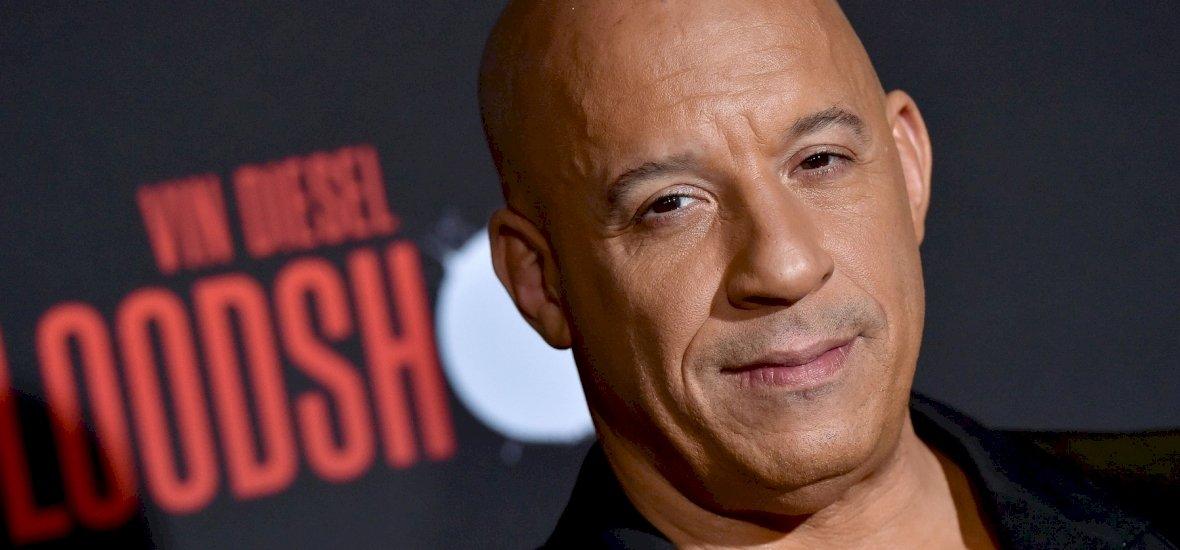"""Vin Dieselt mindenki szétcikizte a pocakos """"aputeste"""" miatt, ezért komoly elhatározásra jutott – fotó"""