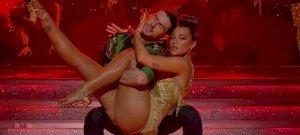 Tóth Andi forró tánca volt a magyar televíziózás egyik legdögösebb produkciója – videó