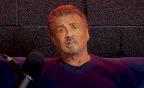 Sylvester Stallone úgy megfenyegette a lányait, hogy rögtön leizzadtak – videó
