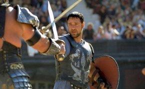 Hivatalos: jön a Gladiátor folytatása, és már azt is tudni, miről fog szólni