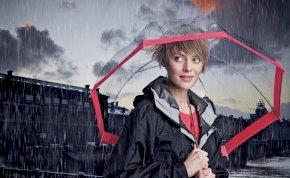 Időjárás: szerdától pocsék idő vár ránk – rengeteg esőre kell számítani
