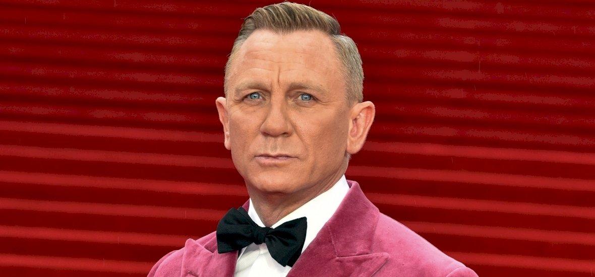 Tudod melyik focicsapatnak szurkol Daniel Craig? Lehet meglepődsz majd a válaszon