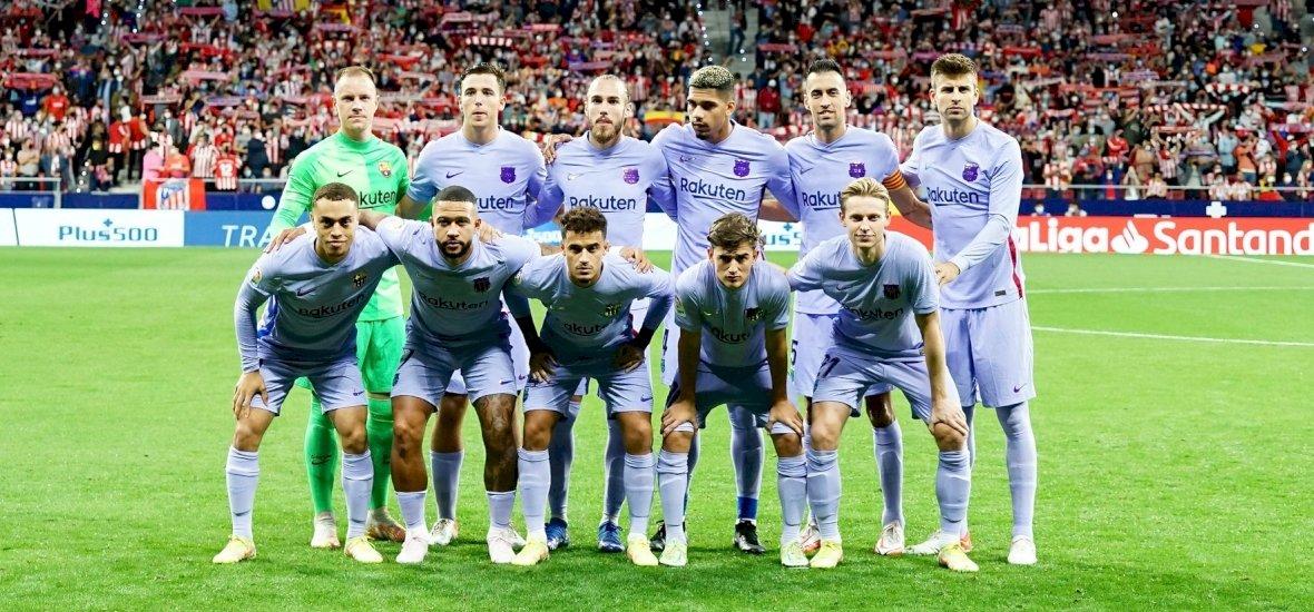 Egy orosz klub Twitteren szólt be az FC Barcelona csapatának