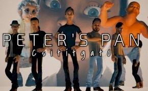 Fantáziavilágokba kalauzolnak el minket a Peter's pan klipjei