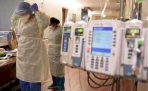 Koronavírus idehaza: egy nap alatt 774 fertőzött, 16 halott