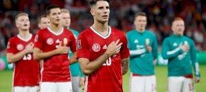 A magyar szurkolók nem merik felvenni a mezt a Wembleyben