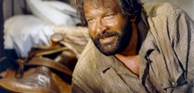 Így néz ki Bud Spencer nagyon ritkán látható fia, aki kísértetiesen hasonlít a szupersztár papára - fotók