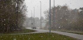 Hidegfront hozza a mínuszokat, holnap leesik az első hó!