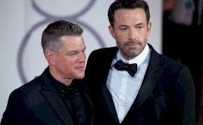 Ben Affleck és Matt Damon csókolózni akartak, de nem engedték nekik