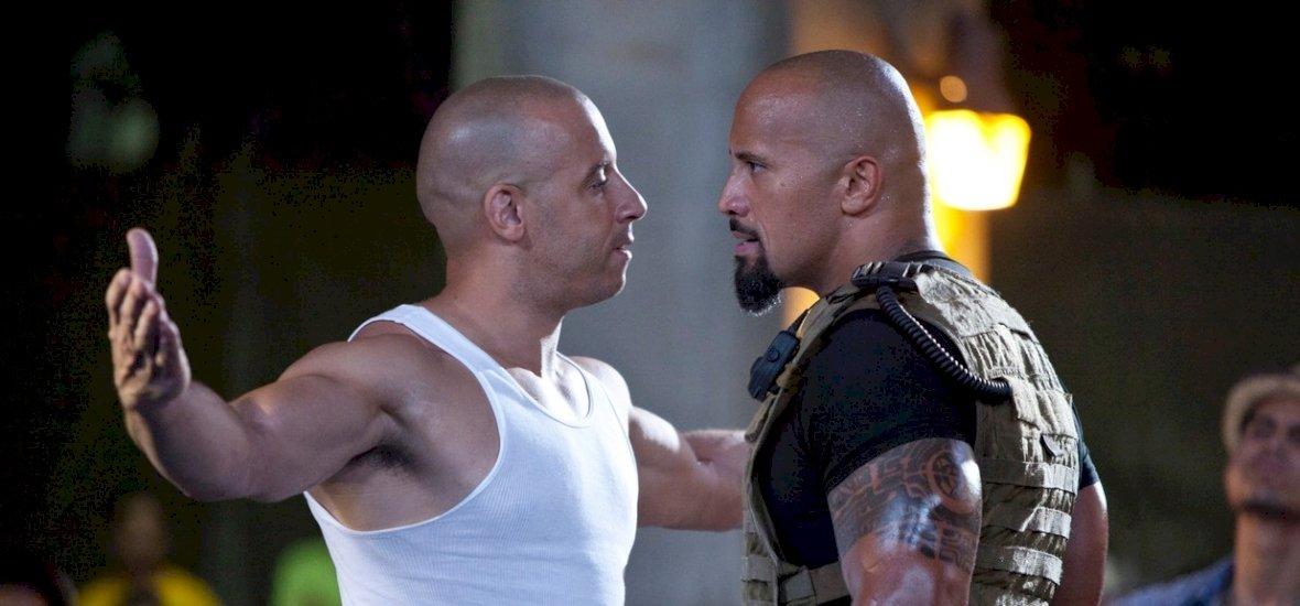 Kiderült az igazság: valójában ezért balhézott össze Dwayne Johnson és Vin Diesel?