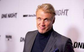 Mi történt Dolph Lundgrennel? Rá se lehet ismerni Rocky legkeményebb ellenfelére – fotó