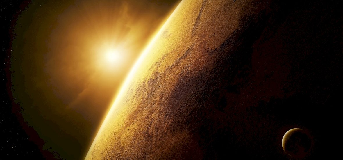Találtak egy érdekes dolgot a Mars felszínén - ez lehet a bizonyíték arra, hogy volt élet a bolygón
