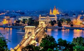 A NASA megmutatta, hogy néz ki Budapest a világűrből – fantasztikus fotón a főváros