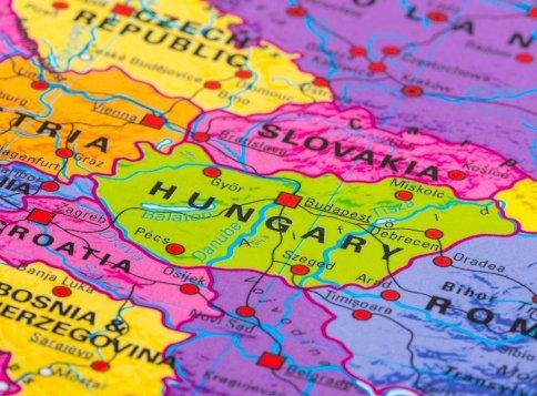 Budapestről azt hitték, hogy Egyiptomban vannak, durván elnézték a térképet az országba...