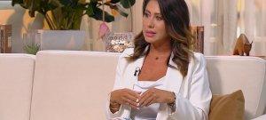 Véletlenül kibuggyantak Megyeri Csilla mellei az Activityben – videó