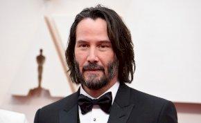 Keanu Reeves ismét bebizonyította, hogy aranyból van a szíve