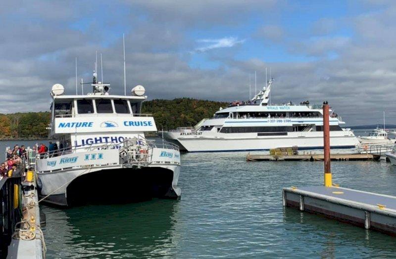 Bar Harbor, ahol nincs sok látnivaló