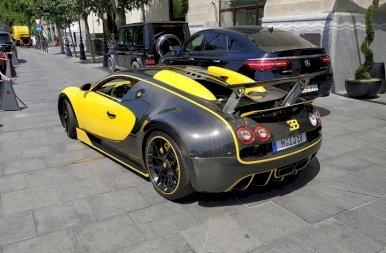 Bugatti Veyron: a szuperautó