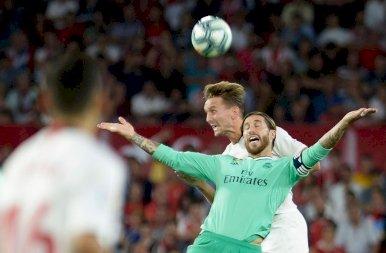 Sevilla-Real Madrid